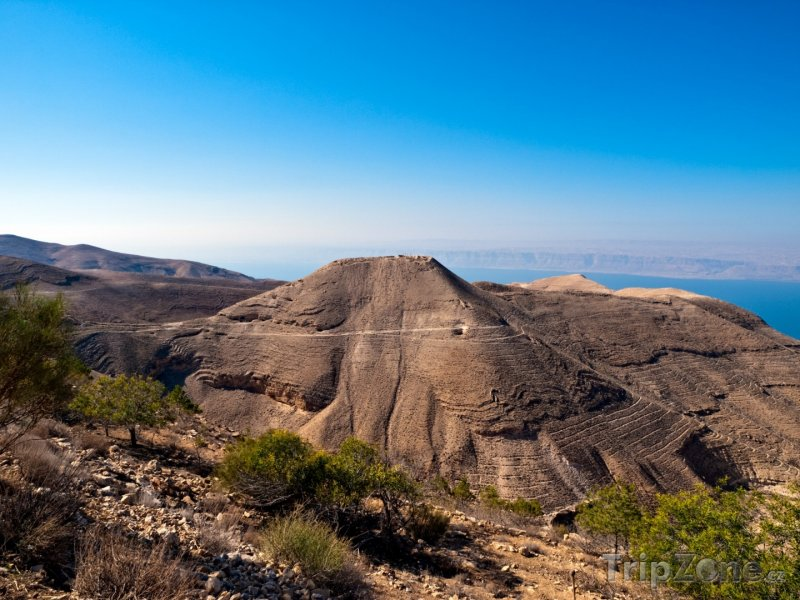 Fotka, Foto Pohoří Machareus (Jordánsko)