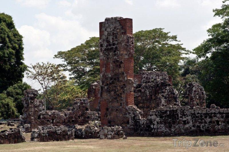 Fotka, Foto Pomník v Panama City (Panama)