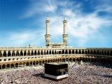 Poutníci ve Velké mešitě