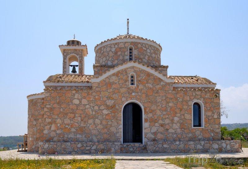 Fotka, Foto Pravoslavný kostelík v Protarasu (Kypr)