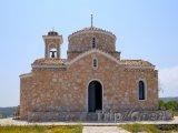 Pravoslavný kostelík v Protarasu