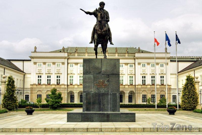 Fotka, Foto Prezidentský palác (Varšava, Polsko)