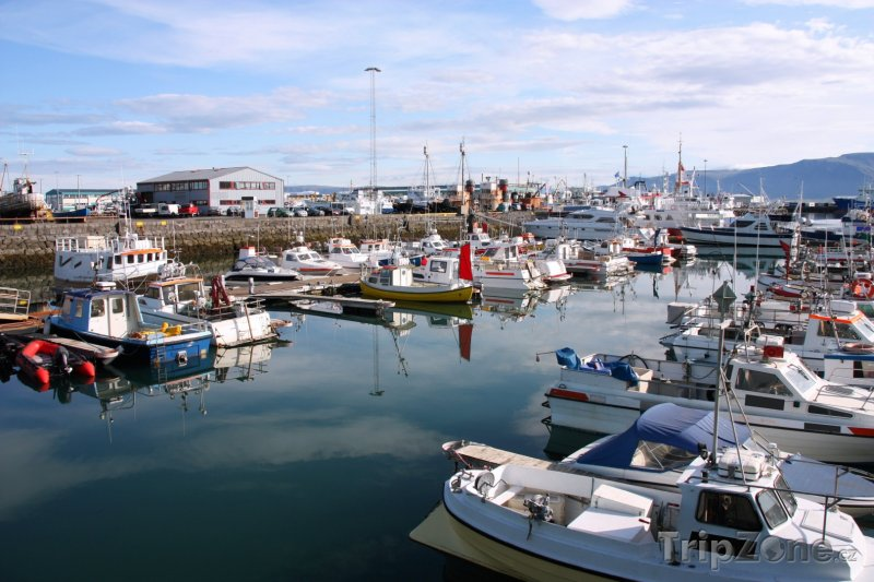 Fotka, Foto Přístav (Reykjavík, Island)
