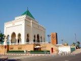 Rabat, mauzoleum Mohameda V.
