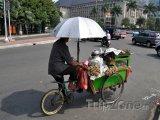 Rikša na kole