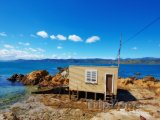 Rybářský domek v Karaka Bay