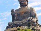 Tian Tan, bronzová socha Buddhy