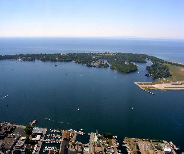 Fotka, Foto Torontské ostrovy na jezerě Ontario (Toronto, Kanada)