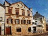 Tradiční domy ve staré části města