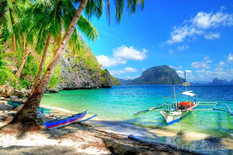 Fotka, Foto Tropický ráj (Filipíny)