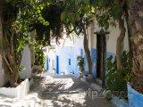 Typická ulička v Rabatu