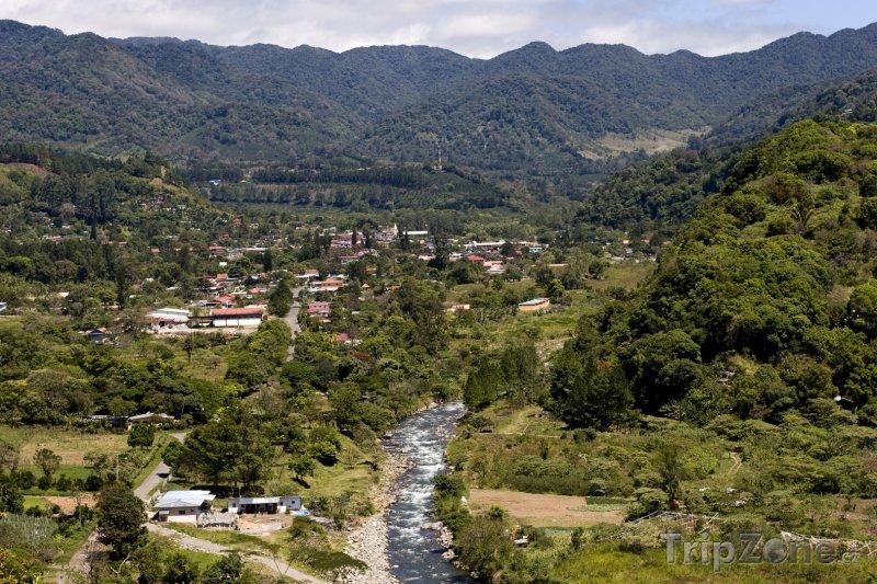 Fotka, Foto Údolí Boquete (Panama)