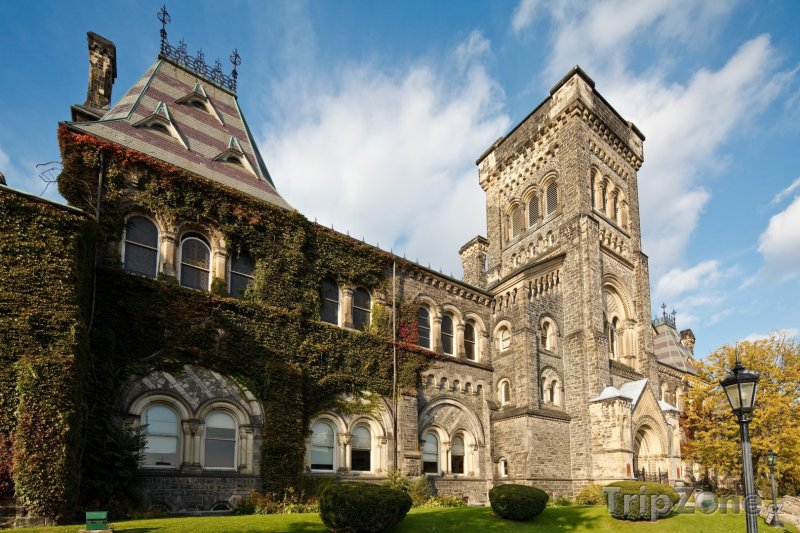 Fotka, Foto Univerzita (Toronto, Kanada)