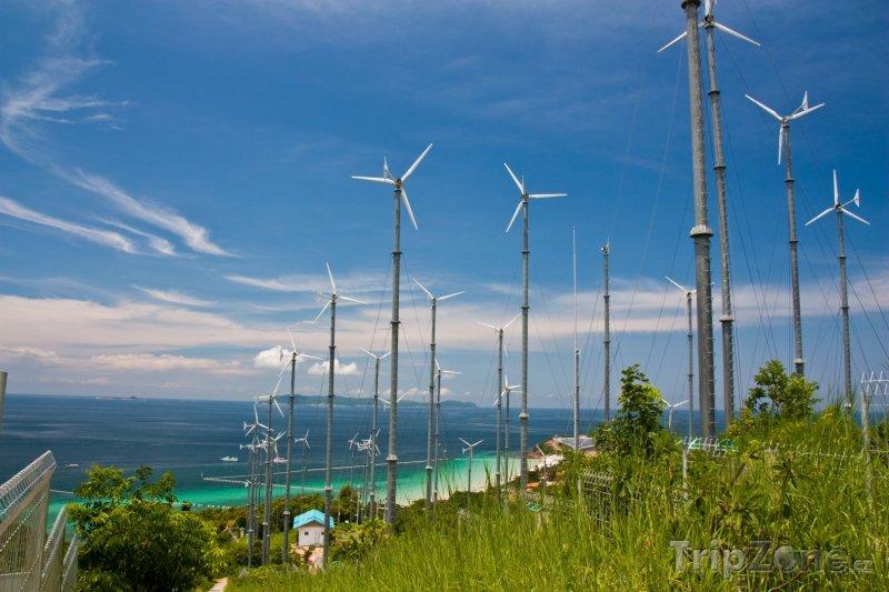 Fotka, Foto Větrné mlýny (Pattaya, Thajsko)