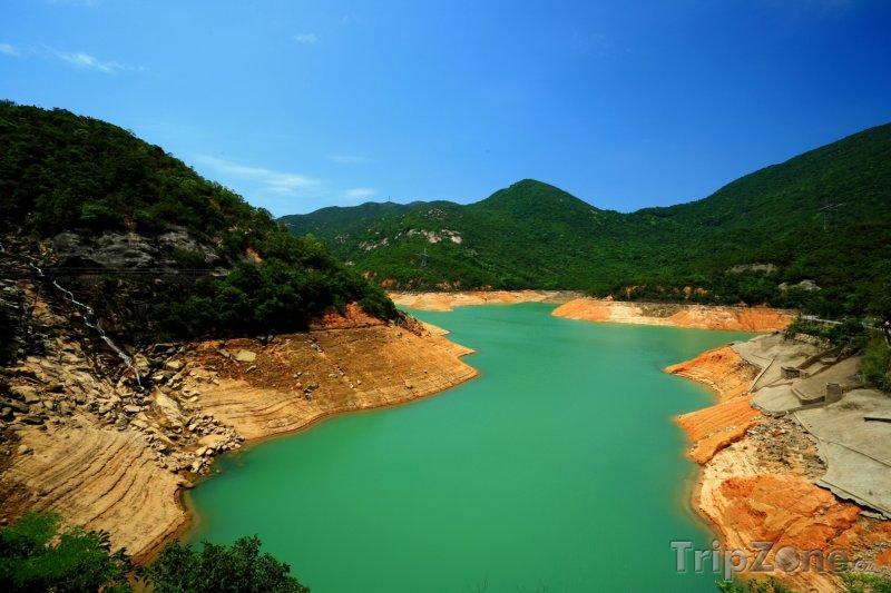 Fotka, Foto Vodní nádrž Tai Tam (Hongkong)