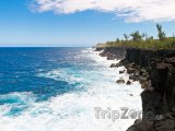 Vulkanické pobřeží