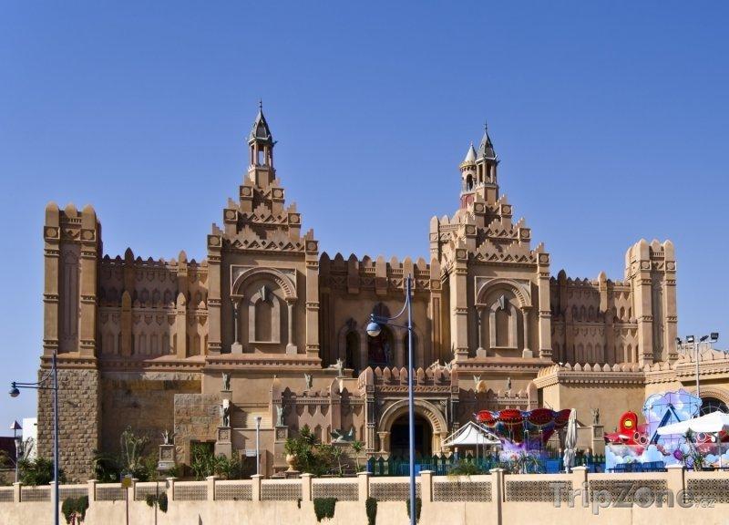 Fotka, Foto Zábavní park Kings City (Ejlat, Izrael)