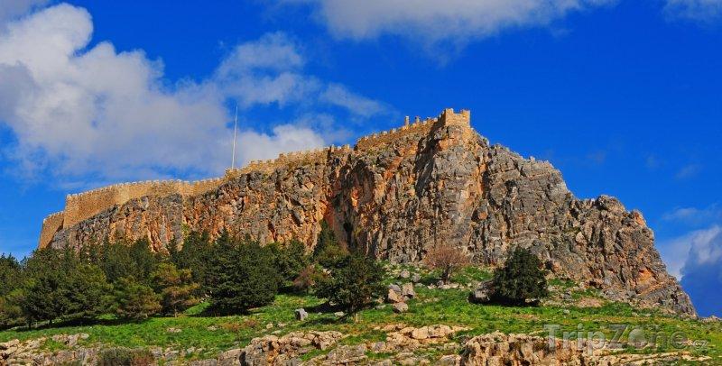 Fotka, Foto Akropole (Líndos, Řecko)