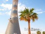 Aspire Tower v Dauhá