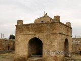 Atešgah, Chrám věčného ohně v Baku