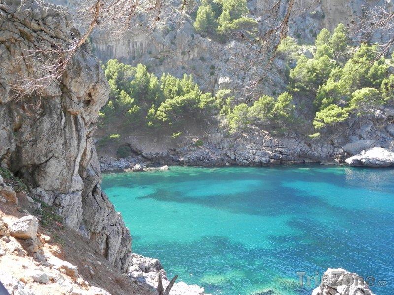 Fotka, Foto Azurové moře (Samos, Řecko)