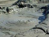 Bahenní sopka v Gobustanu