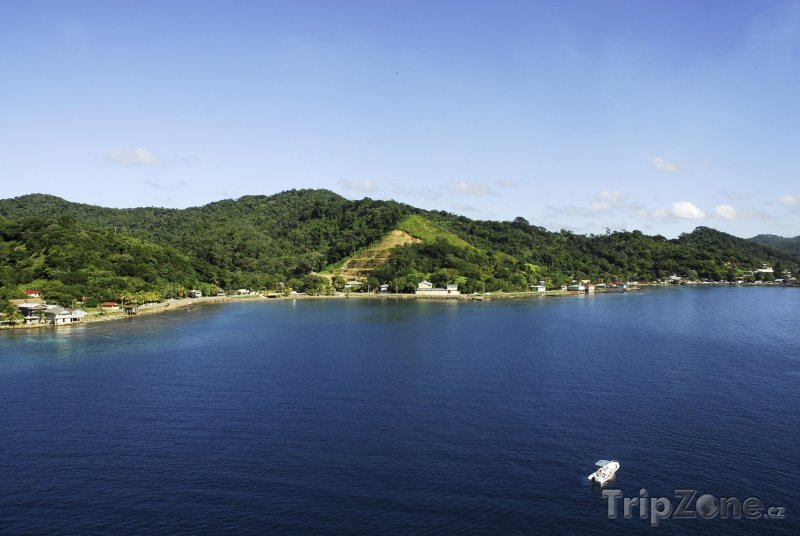 Fotka, Foto Bay Islands (Honduras)