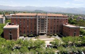 Budova soudu v Mendoze