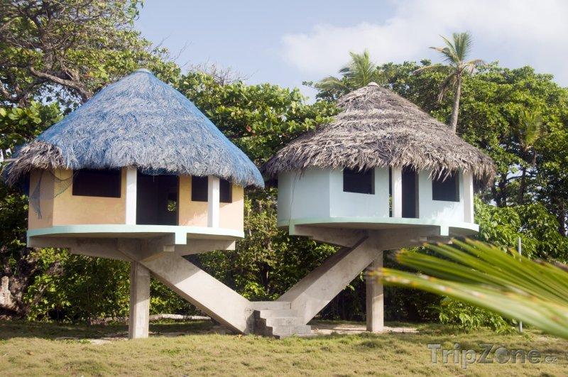 Fotka, Foto Bungalovy na Corn Islands (Nikaragua)