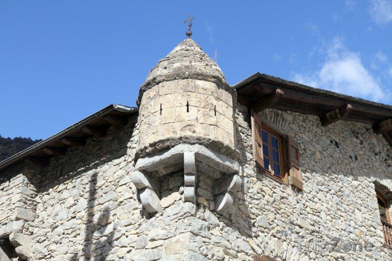 Fotka, Foto Casa de la Vall (Andorra)