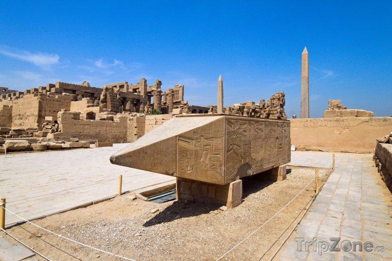 Fotka, Foto Chrámový komplex Karnak (Luxor, Egypt)