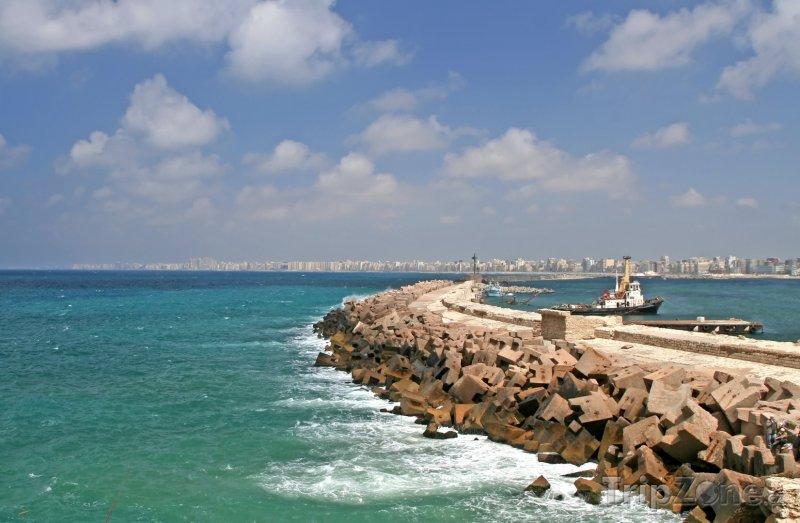 Fotka, Foto Doky (Alexandrie, Egypt)