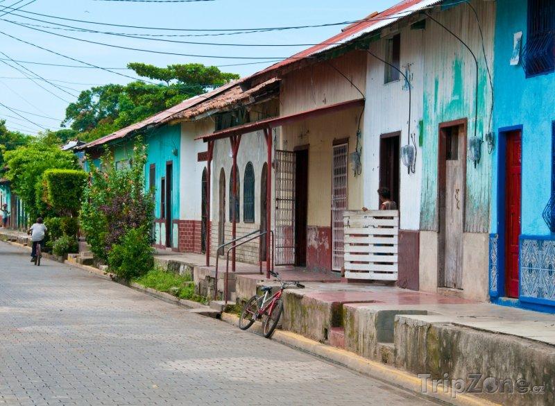 Fotka, Foto Domy ve městě Boaco (Nikaragua)