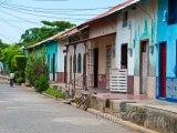 Domy ve městě Boaco