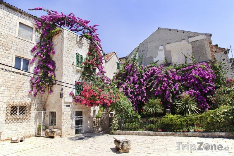 Fotka, Foto Dům v ulici Frane Bulic (Split, Chorvatsko)
