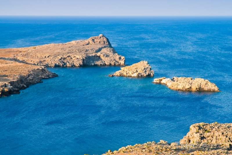 Fotka, Foto Egejské moře (Líndos, Řecko)