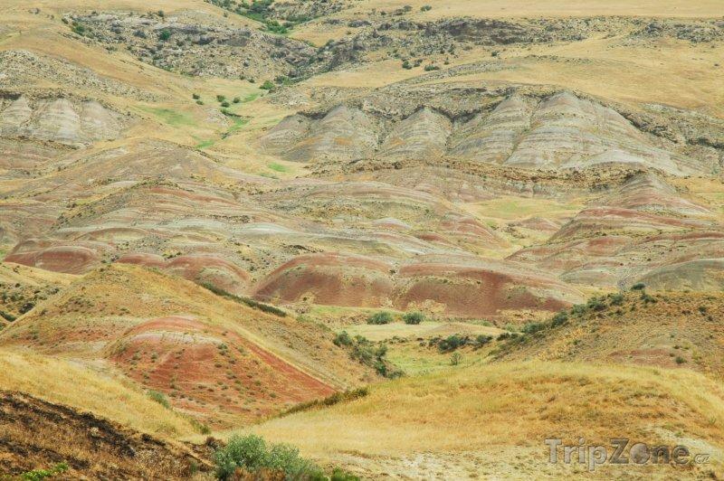 Fotka, Foto Harnice mezi Ázerbájdžánem a Gruzií (Ázerbájdžán)