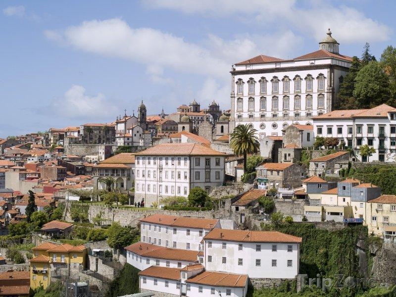 Fotka, Foto Historická část města (Porto, Portugalsko)