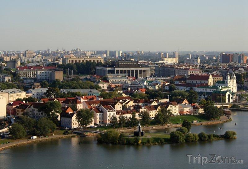 Fotka, Foto Historické centrum Minsku (Bělorusko)