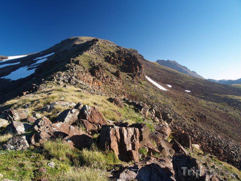 Fotka, Foto Hora Aragats (Arménie)