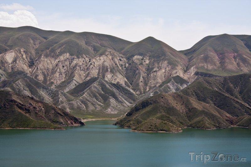 Fotka, Foto Horské jezero (Arménie)