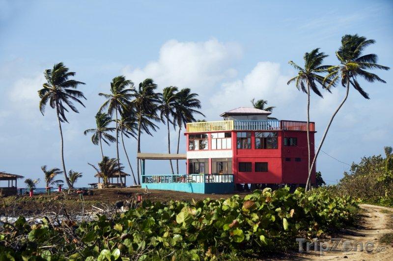 Fotka, Foto Hotel na Corn Islands (Nikaragua)