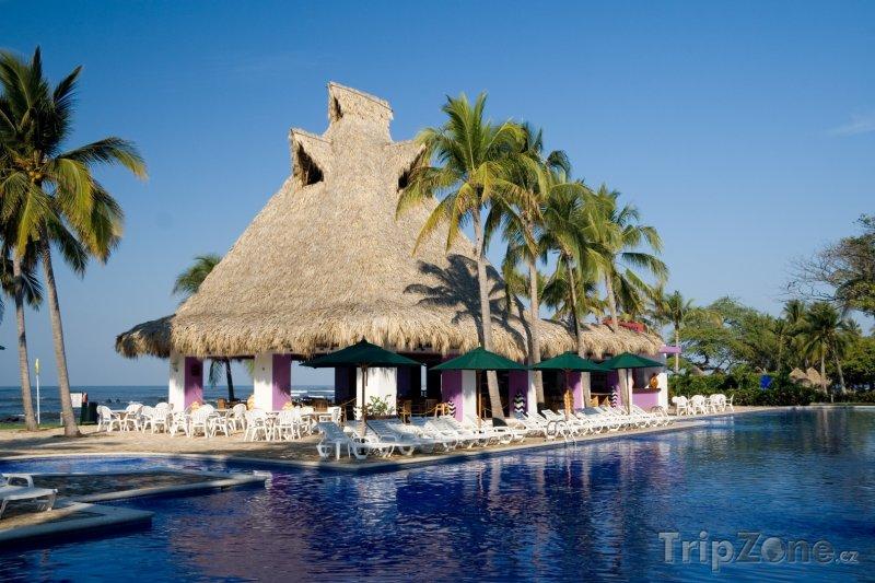 Fotka, Foto Hotelový resort ve městě La Libertad (Salvador)