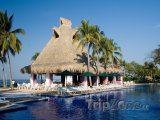 Hotelový resort ve městě La Libertad