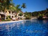 Hotelový resort ve městě La Paz