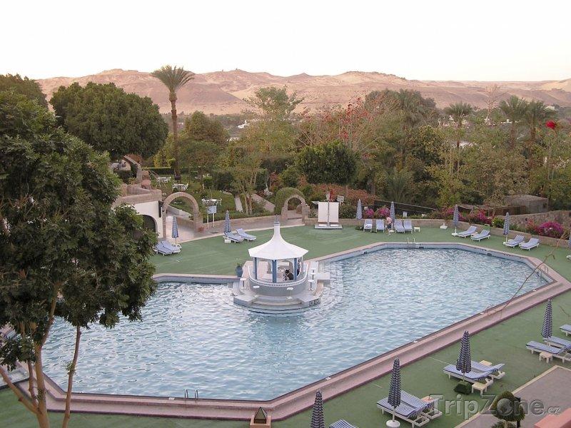 Fotka, Foto Hotelový resort (Asuán, Egypt)