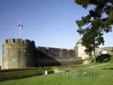 Hrad v Brestu