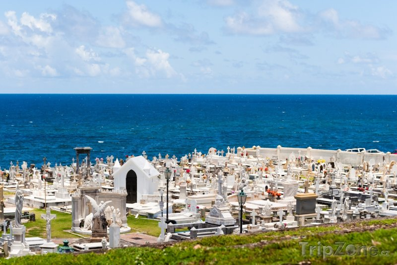 Fotka, Foto Hřbitov Santa Maria Magdalena de Pazzis (Portoriko)