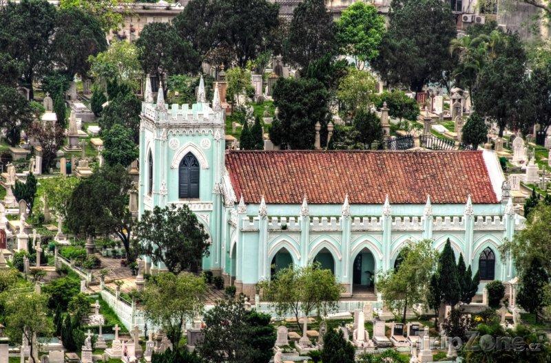 Fotka, Foto Hřbitov (Macao)