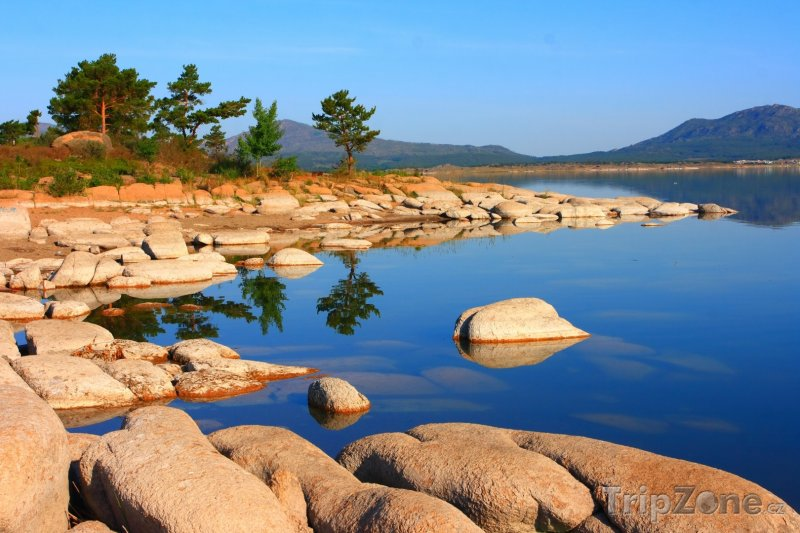 Fotka, Foto Jezero Sabyndi-kol (Kazachstán)